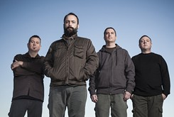 Clutch returns to Diamond Ballroom after celebrating the band's 25th anniversary