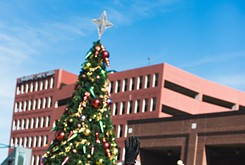 Downtown in December has grown into a massive holiday celebration