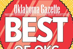Cover Teaser: Oklahoma Gazette's 33rd annual Best of OKC
