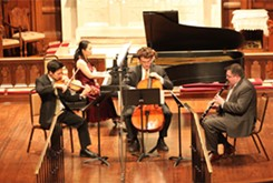 Brightmusic Chamber Ensemble channels influence from home and abroad in <em>Lands Near and Far</em>