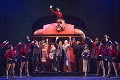 <em>Bullets Over Broadway</em> ankles into OKC for eight performances