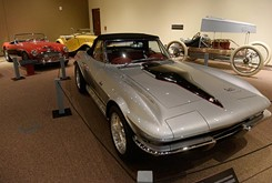 A new Oklahoma History Center exhibit chronicles the state's fascination with cars