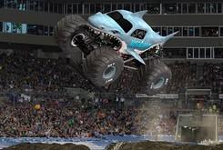 Monster Jam rumbles into Chesapeake Energy Arena