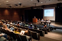 UCO stages forums in advance of Nov. 8 elections