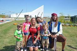 Pirate Island continues Riversport Rapids fun through fall