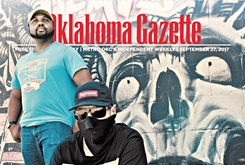 Cover Teaser: Oklahoma Contemporary's new group art show, Not For Sale: Graffiti Culture in Oklahoma, features 10 homegrown graffiti artists in a collection of new and temporary works