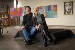 Couple works together to open artistic hub
