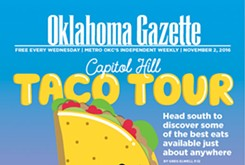 Cover Teaser: Capitol Hill taco tour!