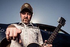One-man band Scott H. Biram prepares for April 26 gig at VZD's Restaurant & Bar