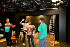 Oklahoma City Theatre Company presents <em>Beyond the Stratosphere</em> as a modern Christmas tale