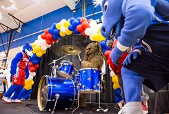 Breakfast with Rumble the Bison returns Feb. 4