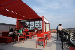 Enjoy spring with a view from Oklahoma City's rooftop patios.