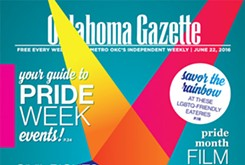 Cover Teaser: Gazette's Proud issue celebrates OKC Pride Week