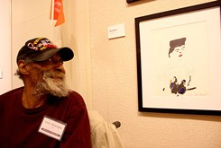 Metro veterans benefit from art program