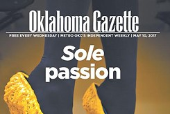 Cover Teaser: SOLE PASSION: Gayle Curry steps into Science Museum Oklahoma's latest exhibit