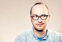 Comedian Josh Gondelman's attitude is nice, even when his jokes aren't