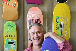 A background in skateboarding fast-tracked Steven Walker's design career
