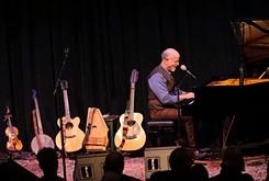 Folk singer-songwriter John McCutcheon performs Friday at The Blue Door