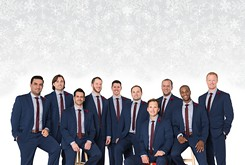 Viral hit turned holiday staple Straight No Chaser performs Oct. 27 at Civic Center Music Hall