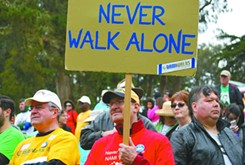 NAMIWalks helps lift stigmas against mental illness