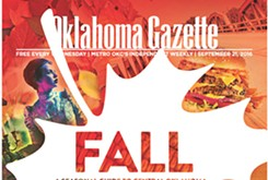 Cover Teaser: Your seasonal guide to central Oklahoma is here!
