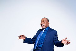 <em>Steppin' Out with Ben Vereen</em> hits OCCC's Visual and Performing Arts Center Theater Nov. 18.