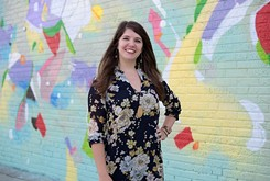 Local arts district director creates volunteer pool