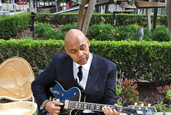 Oklahoma jazz guitarist and renaissance man Maurice Johnson makes a career putting his knowledge to print