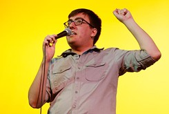 Cameron Buchholtz invites comedy fans to Opolis for a free taping of his live album