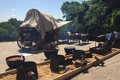 National Cowboy & Western Heritage Museum's Chuck Wagon Festival offers a trip back in time