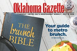 Cover Teaser: The brunch bible: OKG's guide to metro brunch