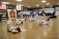 Chris Fay's Okinawa Karate School preserves longstanding martial arts traditions