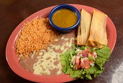 Tarahumara's Mexican Cafe & Cantina is the place to be for mole in the OKC metro