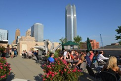 Oklahoma City Museum of Art opens Roof Terrace for summer and fall nights