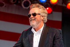 Texas country singer-songwriter Robert Earl Keen stops Dec. 16 in Midwest City