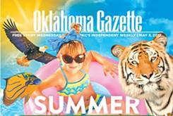 Cover Teaser: It's here! Gazette's summer guide!