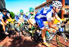 Cover Story: Professional cycling race morphs into mammoth three-day, family-friendly festival