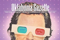 Cover Teaser: Oklahoma Gazette interviews Nick Offerman and Megan Mullally ahead of deadCenter Film Festival