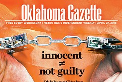 Cover Teaser: OKC law students work to exonerate the wrongly convicted