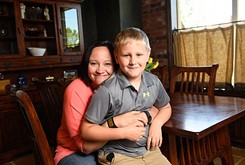 Third-grader's new diagnosis leads to calmer, focused life
