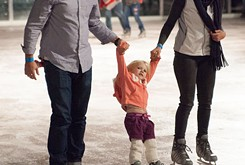 Frosty festivities and activities abound this winter at Devon Ice Rink