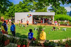 Children's Garden Festival brings <em>The Very Hungry Caterpillar</em> to life