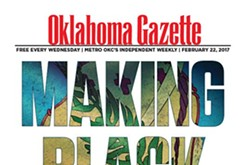 Cover Teaser: OKLAHOMA GAZETTE SPECIAL ISSUE: Making black history