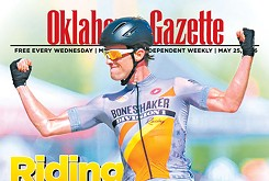 Cover Teaser: OKC celebrates with TenaCity cycling fest