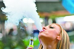 OSU student studies effects of alcohol and <em>hookah</em> use