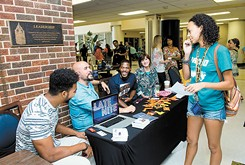UCO's Interfaith Fair exposes students to new ideas