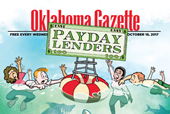 Cover Teaser: When household budgets fall short, many Oklahomans turn to high-interest, nontraditional loans to cover expenses