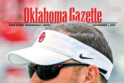 Cover Teaser: Lincoln Riley is the youngest head coach in the NCAA and heir to the University of Oklahoma's football program; his quick rise marked him as a prodigy