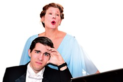 Painted Sky Opera presents <em>Souvenir:  A Fantasia on the Life of Florence Foster Jenkins</em>