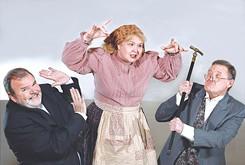Jewel Box Theatre takes on Neil Simon's adaptation of Anton Chekhov's short stories, The Good Doctor